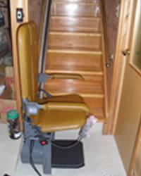 レンタル階段昇降機・段差解消機SEC9画像1