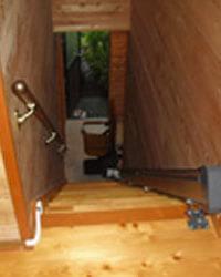 レンタル階段昇降機・段差解消機SEC9画像2