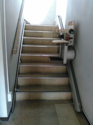 階段昇降機SEC9SH画像2