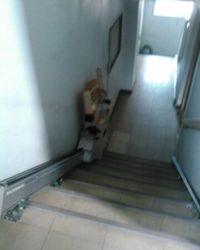 階段昇降機SEC9SH画像4