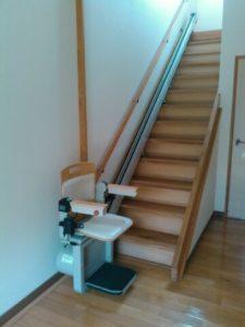 階段昇降機SEC9SH画像7