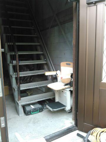 階段昇降機SEC9SH画像11