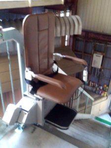 階段昇降機SEC9K画像2