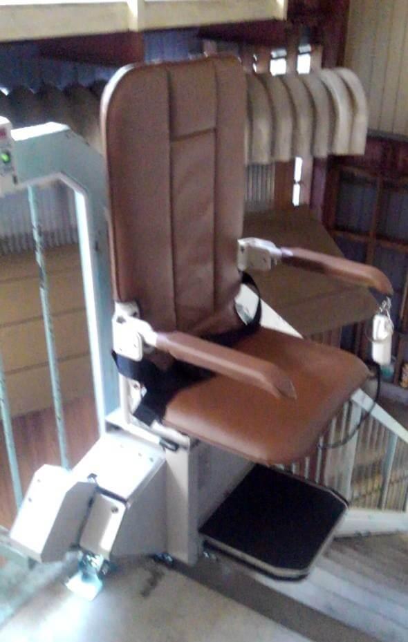 レンタル用階段昇降機SCE9画像2