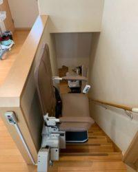 屋内用階段昇降機(大阪市2)