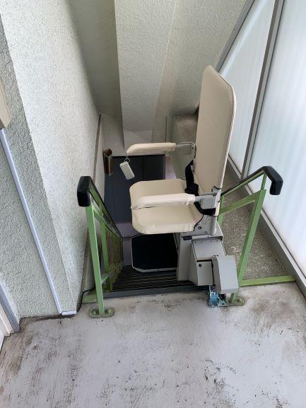 階段昇降機SEO9の画像5