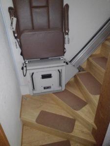 階段昇降機SEC9K画像10