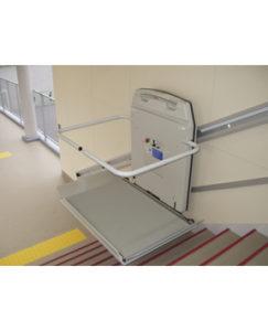 車いす用階段昇降機 EA7-4