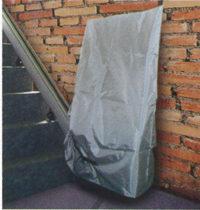 いす式階段昇降機SEO9の非使用時