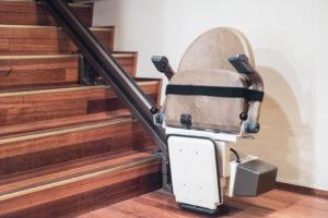 階段昇降機と建築気基準法